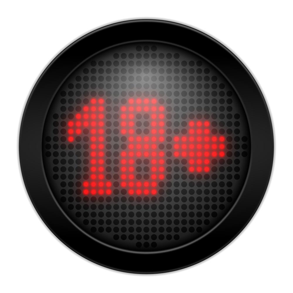 Button z zakazem od 18 lat